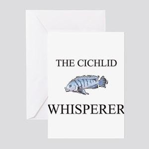 The Cichlid Whisperer Greeting Cards (Pk of 10)