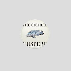 The Cichlid Whisperer Mini Button