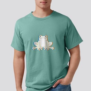 Psychedelic Frog Gift   Trippy Retro 3D Ef T-Shirt
