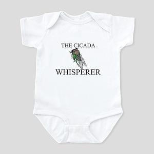 The Cicada Whisperer Infant Bodysuit