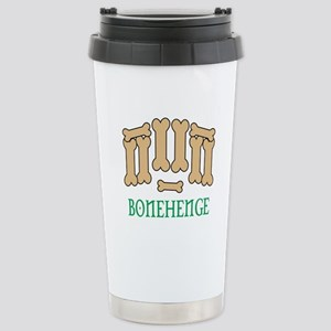 BONEHENGE Stainless Steel Travel Mug