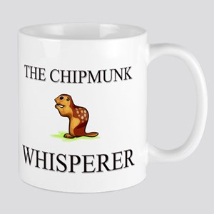 The Chipmunk Whisperer Mug