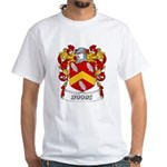Woods Coat of Arms White T-Shirt