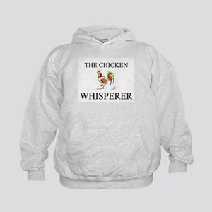The Chicken Whisperer Kids Hoodie
