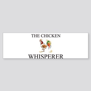 The Chicken Whisperer Bumper Sticker