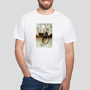 MADD, DUI, Drunk Driving, Han White T-Shirt
