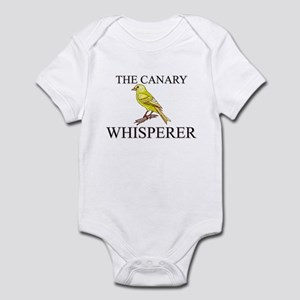 The Canary Whisperer Infant Bodysuit