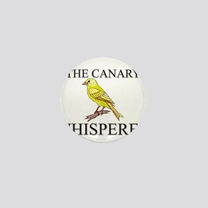 The Canary Whisperer Mini Button