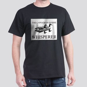 The Canadian Goose Whisperer Dark T-Shirt