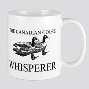 The Canadian Goose Whisperer Mug
