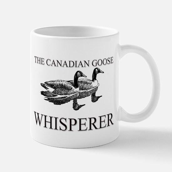 The Canadian Goose Whisperer Mug