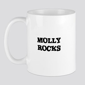 MOLLY ROCKS Mug