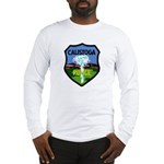 Calistoga Police Long Sleeve T-Shirt