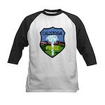 Calistoga Police Kids Baseball Jersey