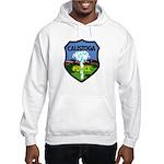 Calistoga Police Hooded Sweatshirt