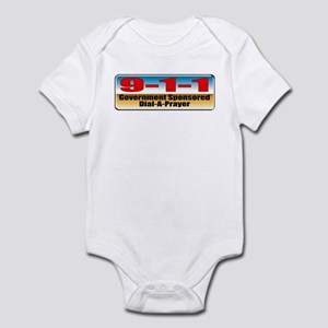 9-1-1 Infant Bodysuit