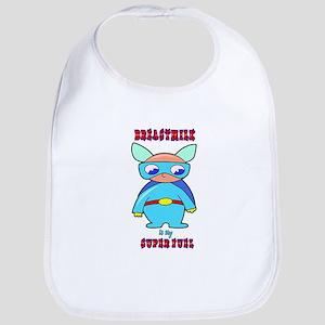 Breastmilk is My Superfuel Bib