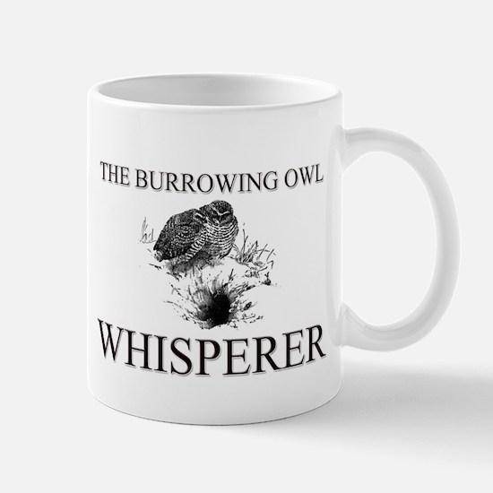 The Burrowing Owl Whisperer Mug