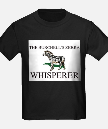 The Burchell's Zebra Whisperer T