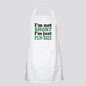 I'm not short! BBQ Apron