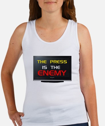 Unique New york times Women's Tank Top