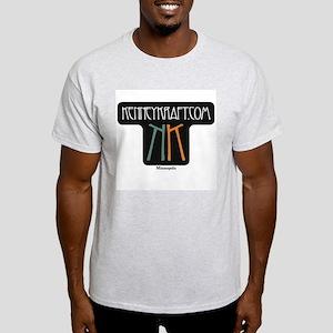 KenneyKraft Logo Light T-Shirt