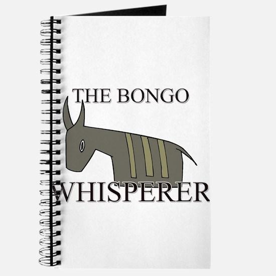 The Bongo Whisperer Journal