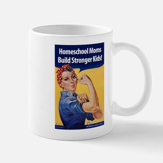 Build Stronger Mug