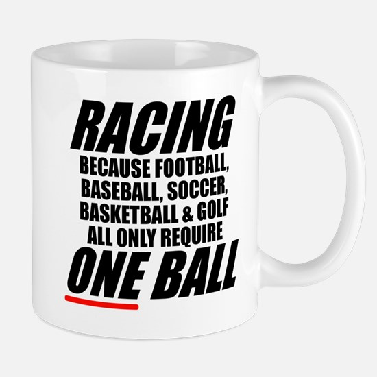 2-ONE BALL Mugs