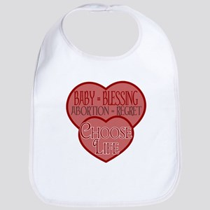 Baby Blessing; Abortion Regre Bib