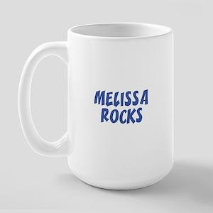 MELISSA ROCKS Large Mug