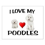POODLES Posters