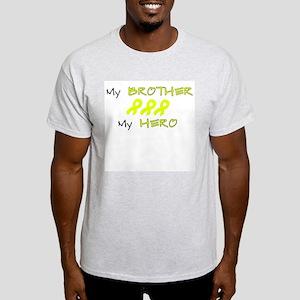 Hero Brother Yellow Light T-Shirt
