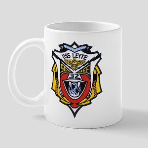 USS LEYTE 11 oz Ceramic Mug