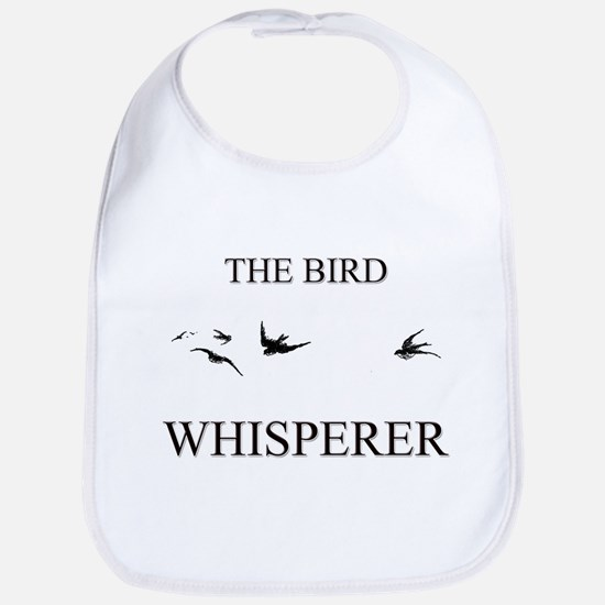 The Bird Whisperer Bib