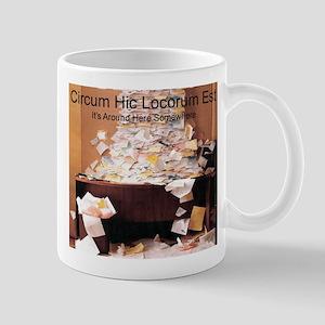 Circum Hic 11 oz Ceramic Mug