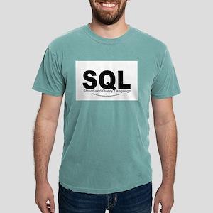 SQL Big Letters T-Shirt