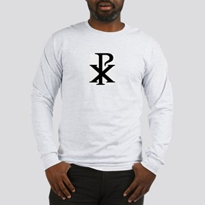 """Chi Rho"" Long Sleeve T-Shirt"