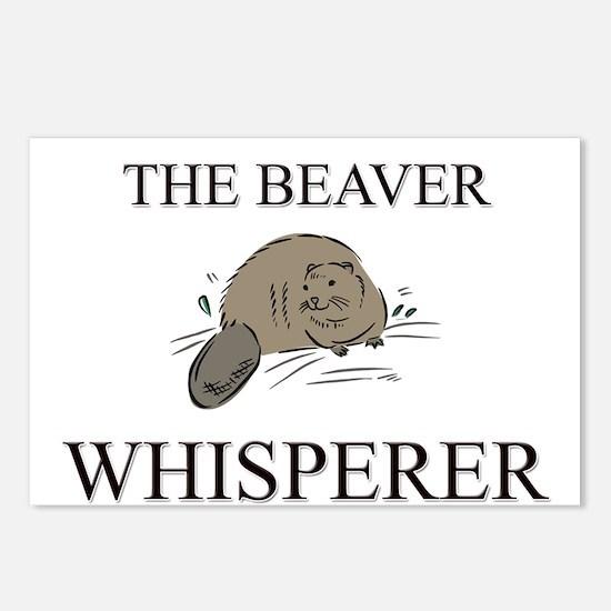 The Beaver Whisperer Postcards (Package of 8)