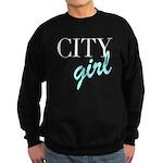 City Girl Sweatshirt (dark)