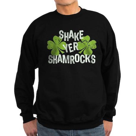 Shake Yer Shamrocks Sweatshirt (dark)