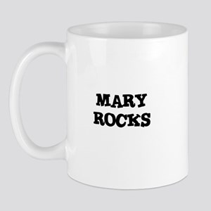 MARY ROCKS Mug