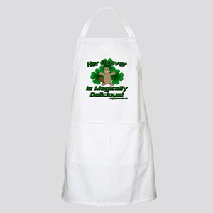 Beaver Is Magically Delicious BBQ Apron