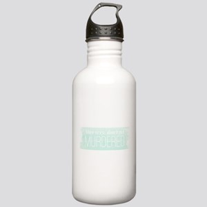 My Favorite Murder SSD Stainless Water Bottle 1.0L