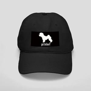 Got Bichon? Black Cap