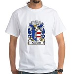 Ahlefeldt Coat of Arms White T-Shirt