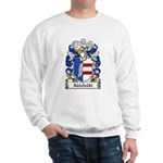 Ahlefeldt Coat of Arms Sweatshirt