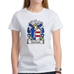 Ahlefeldt Coat of Arms Women's T-Shirt