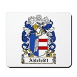 Ahlefeldt Coat of Arms Mousepad