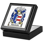 Ahlefeldt Coat of Arms Keepsake Box